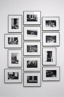 Christopher Wool, Incident on 9th Street, 1997 Suite of 13 black and white photographs, each: 11 × 14 inches (27.9 × 35.6 cm) or 14 × 11 inches (35.6 × 27.9 cm)