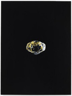 Damien Hirst, De Beers, 2007 Oil on canvas, 48 × 36 inches (121.9 × 91.4 cm)© Damien Hirst and Science Ltd. All rights reserved, DACS 2010