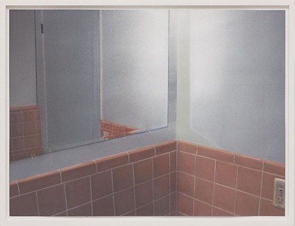 Dike Blair, Untitled, 2010 Gouache and pencil on paper, 18 × 24 inches (45.7 × 61 cm)