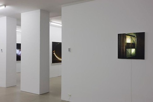 Elisa Sighicelli: The Party Is Over Installation view