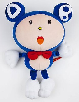Takashi Murakami, Mr. DOB large stuffed toy © Takashi Murakami/Kaikai Kiki Co., Ltd. All rights reserved