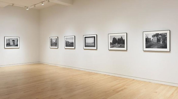 Gregory Crewdson: Sanctuary Installation view, photo by Rob McKeever