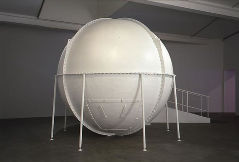 James Turrell Bindu Shards, 2010Mixed media165 11/16 x 257 1/8 x 239 inches (421 x 653 x 607 cm)*Installation view 1