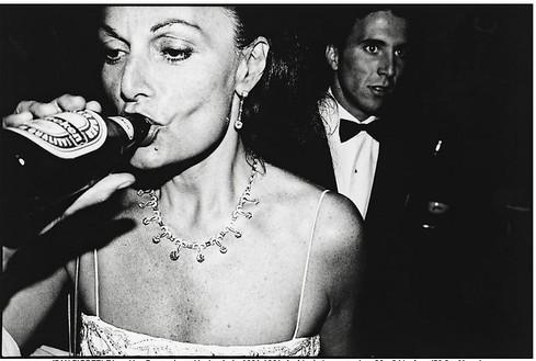 Jean Pigozzi, Diane Von Furstenberg, Venice, Italy, 1991, 1991 Archival pigment print, 20 × 24 inches (50.8 × 61 cm), edition of 15© Jean Pigozzi