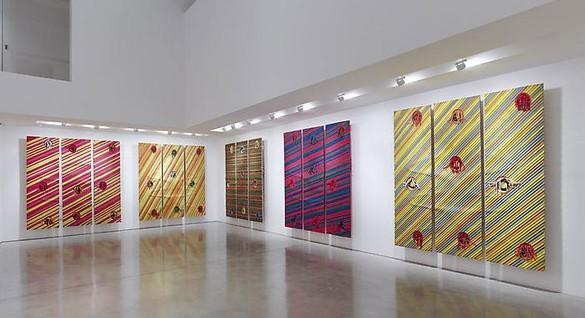 Jorge Pardo: Bulgogi Installation view, photo by Douglas M. Parker Studio