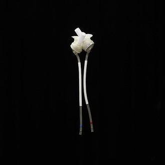 Taryn Simon, Black Square, Artificial Heart, 2009 Chromogenic print, 31 ½ × 31 ½ inches (80 × 80 cm), edition of 5© Taryn Simon