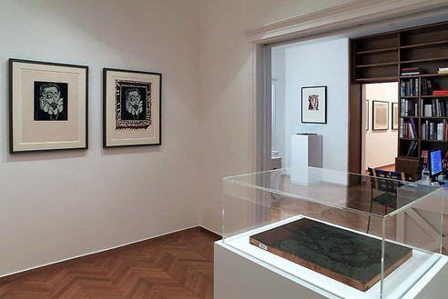 Installation view Artwork © Estate of Pablo Picasso/Artists Rights Society (ARS), New York