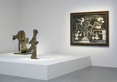 Installation view Artwork © 2010 Estate of Pablo Picasso/Artists Rights Society (ARS), New York. Photo: Prudence Cuming Associates