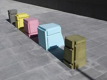 Rachel Whiteread, Davies Street, London