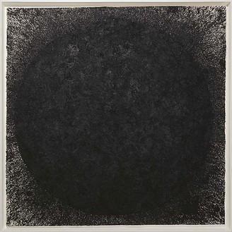 Richard Serra, Dreiser, 2010 Paintstick on handmade paper, 78 ½ × 78 ½ inches (199.4 × 199.4 cm)© 2010 Richard Serra/Artists Rights Society (ARS), New York
