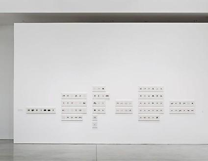 Taryn Simon: Contraband Installation view, photo by Douglas M. Parker Studio