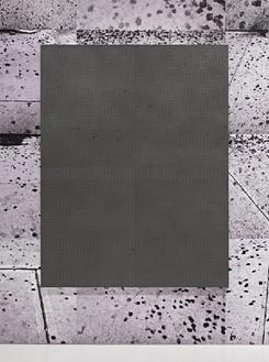 Adam McEwen, Anne Frank, 2011 Graphite, 90 × 70 inches (228.6 × 177.8 cm)Photo by Douglas M. Parker Studio