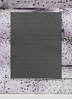 Adam McEwen, Duane Reade, 2011 Graphite, 90 × 70 inches (228.6 × 177.8 cm)Photo by Douglas M. Parker Studio