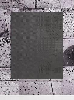 Adam McEwen, Whitey Bulger, 2011 Graphite, 90 × 70 inches (228.6 × 177.8 cm)Photo by Douglas M. Parker Studio