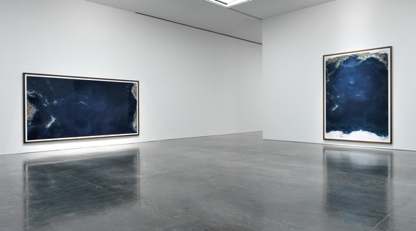 Installation view Artwork © Andreas Gursky/VG Bild-Kunst, Bonn 2011. Photo: Rob McKeever