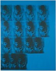 Andy Warhol: Liz, West 21st Street, New York
