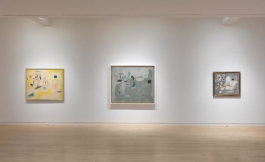 Arshile Gorky: 1947 Installation ViewPhotography by Robert McKeever