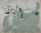 Arshile Gorky: 1947, 980 Madison Avenue, New York