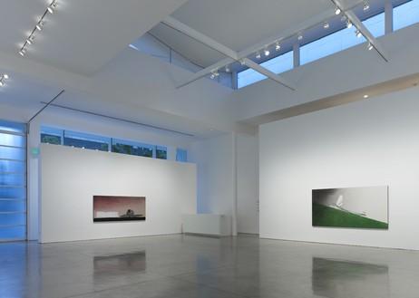 Installation view Artwork © Ed Ruscha. Photo: Douglas M. Parker Studio