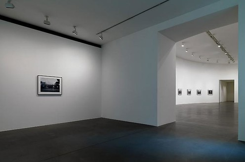 Gregory Crewdson: Sanctuary Installation view, photo by Matteo Piazza