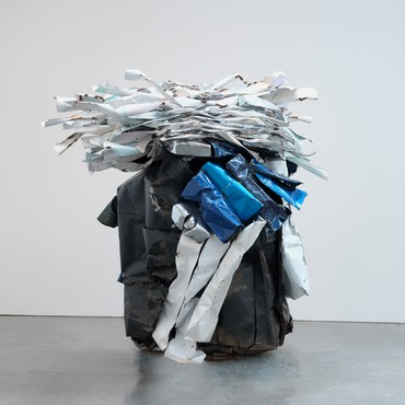 John Chamberlain: New Sculpture, West 24th Street, New York