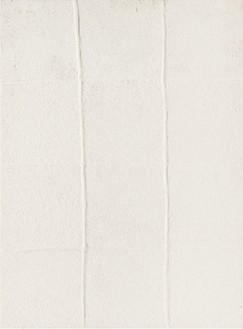 Piero Manzoni, Achrome, 1960–61 Sewn felt, 29 5/16 × 21 11/16 inches (74.5 × 55 cm)