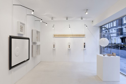 MANZONI: AZIMUT Installation view Photo by Dave Morgan