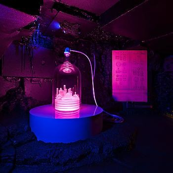 Mike Kelley: Exploded Fortress of Solitude, Britannia Street, London