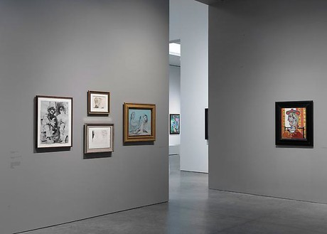 Installation view Artwork © 2011 Estate of Pablo Picasso/Artists Rights Society (ARS), New York. Photo: Rob McKeever