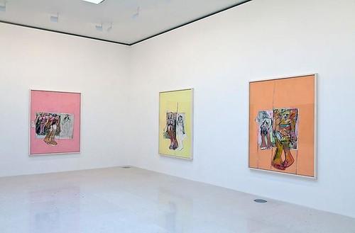 Richard Prince: de Kooning Installation view, photo by Zarko Vijatovic