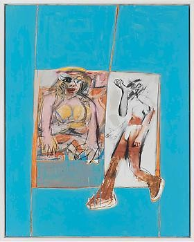 Richard Prince: de Kooning, Paris