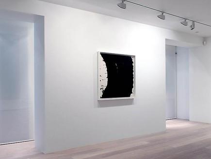 Installation view Artwork © Richard Serra