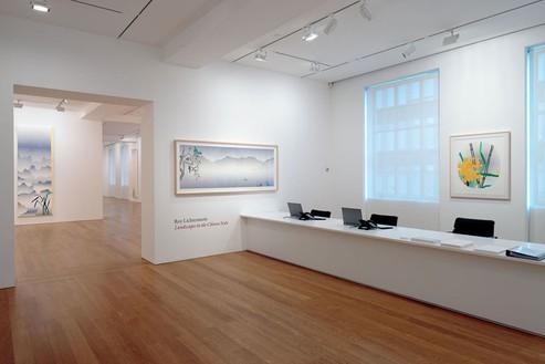 Installation view Artwork © Estate of Roy Lichtenstein