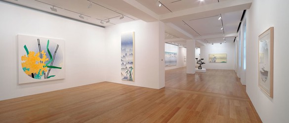 Installation view Artwork © Estate of Roy Lichtenstein