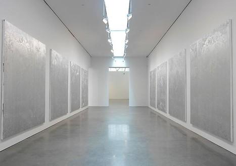 Installation view Artwork © Rudolf Stingel. Photo: Rob McKeever
