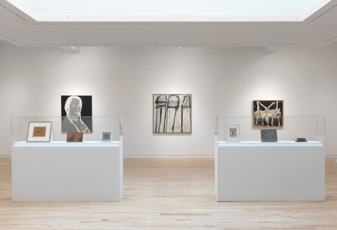 The Private Collection of Robert Rauschenberg Installation view Photo by Rob McKeever