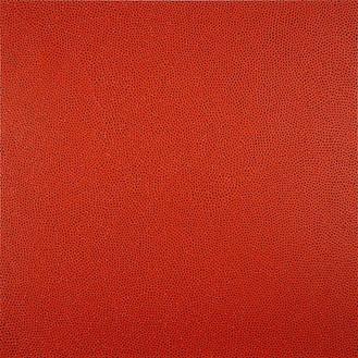 Yayoi Kusama, INFINITY-NETS(ZXSSAO), 2008 Acrylic on canvas, 76 ⅜ × 76 ⅜ inches (194 × 194 cm)