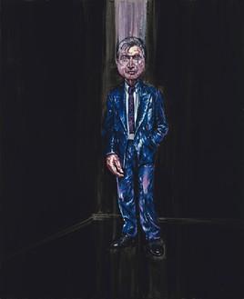 Zeng Fanzhi, Bacon, 2010 Oil on canvas, 86 ⅝ × 70 ⅞ inches (220 × 180 cm)© Zeng Fanzhi Studio