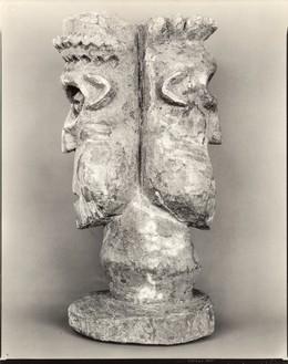 Walker Evans, WE-XX-325A, 1935 Gelatin silver print, 10 × 8 inches (25.4 × 20.2 cm)