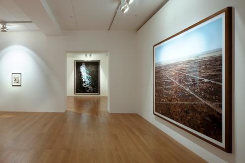 Installation view Artwork © Andreas Gursky/VG Bild-Kunst, Bonn 2011. Photo: Martin Wong