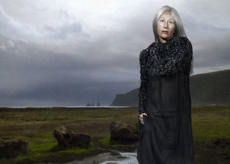 Cindy Sherman, Untitled (#547), 2010–12 Color photograph, 64 ½ × 90 ½ inches (163.8 × 229.9 cm), edition of 6