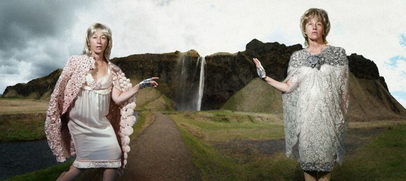 Cindy Sherman, Untitled (#546), 2010–12 Color photograph, 63 ½ × 142 inches (161.3 × 360.7 cm), edition of 6