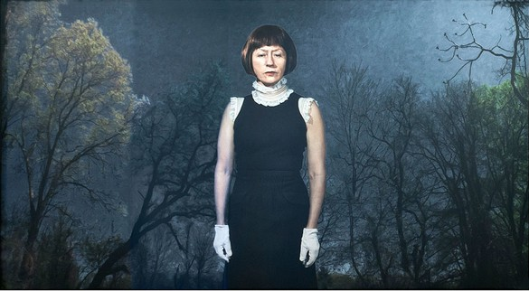 Cindy Sherman, Untitled (#552), 2012 Color photograph, 64 ¼ × 119 inches (163.2 × 302.3 cm), edition of 6