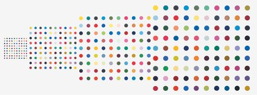 Damien Hirst: The Complete Spot Paintings 1986–2011, Beverly Hills