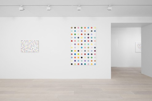 Installation view © Damien Hirst and Science Ltd. All rights reserved, DACS 2012