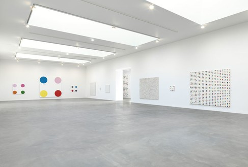 Installation view Artwork © Damien Hirst and Science Ltd. All rights reserved, DACS 2012. Photo: Mike Bruce