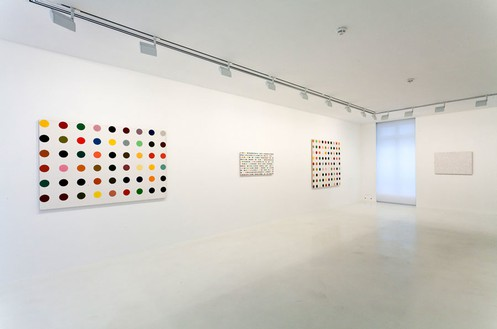 Installation view Artwork © Damien Hirst and Science Ltd. All rights reserved, DACS 2012. Photo: Zarko Vijatovic