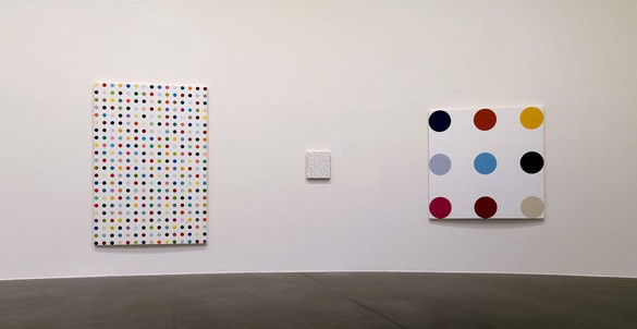 Installation view Artwork © Damien Hirst and Science Ltd. All rights reserved, DACS 2012. Photo: Matteo Piazza