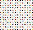 Damien Hirst: The Complete Spot Paintings 1986–2011, Rome