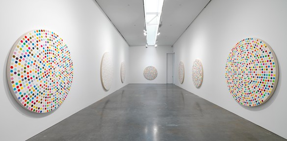Installation view Artwork © Damien Hirst and Science Ltd. All rights reserved, DACS 2012. Photo: Rob McKeever